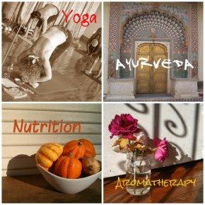 Yoga Ayurveda Nutrition Aromatherapy