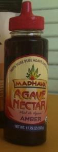 Amber Agave Nectar